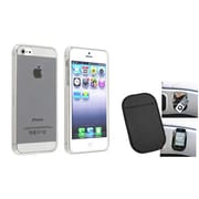 Insten® 1474545 2-Piece iPhone Case Bundle For Apple iPhone 5/5S