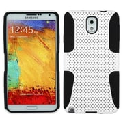 Insten® Astronoot Phone Protector Cover For Samsung Galaxy Note 3, White/Black