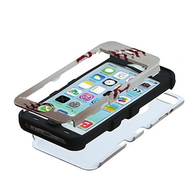 Insten® TUFF Hybrid Phone Protector Covers F/iPhone 5C