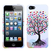 Insten® Phone Protector Cover F/iPhone 5/5S, Love Tree