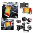 Insten® 1635524 2-Piece Mount Bundle For Samsung Galaxy Note III N9000/Cell Phone, PDA, GPS