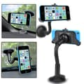 Insten® 1635552 2-Piece iPhone Mount Bundle For Apple iPhone 5C/Cell Phone, PDA, GPS, MP3, MP4