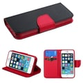 Insten® MyJacket Wallet Cases W/Card Slot F/iPhone 5/5S