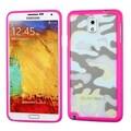 Insten® Gummy Cases For Samsung Galaxy Note 3