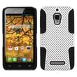 Insten® Astronoot Phone Protector Case For Alcatel 7024W, White/Black