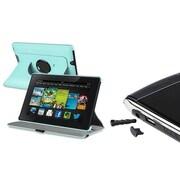 Insten® 1690677 2-Piece Tablet Cap Bundle For Amazon Kindle Fire HD 2013 Version