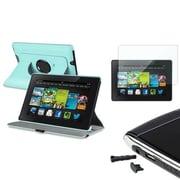 Insten® 1690678 3-Piece Tablet Cap Bundle For Amazon Kindle Fire HD 2013 Version