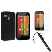Insten® 1695531 3-Piece Screen Protector Bundle For Motorola Moto G