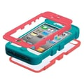 Insten® TUFF Hybrid Phone Protector Covers W/Diamonds F/iPhone 4/4S