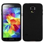 Insten® Astronoot Phone Protector Case For Samsung Galaxy S5, Black/Black