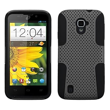Insten® Protector Case For ZTE Z796C Majesty, N9511 Source, Gray/Black Astronoot