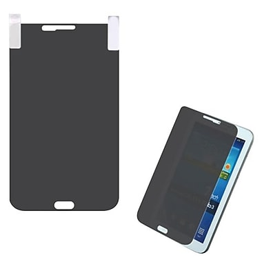 Insten® Privacy Screen Protector For Samsung T210R Galaxy Tab 3 7.0