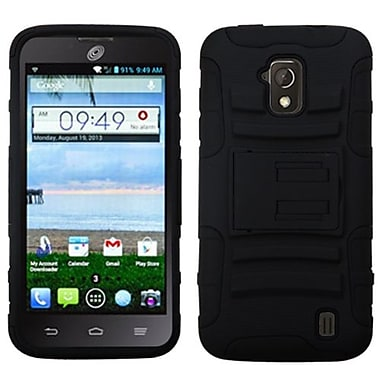 Insten® Advanced Armor Stand Protector Cases For ZTE Z795G Solar