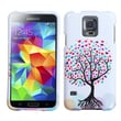 Insten® Phone Protector Case For Samsung Galaxy S5, Love Tree