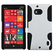 Insten® Astronoot Phone Protector Case For Nokia Lumia Icon 929, White/Black