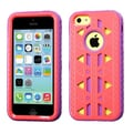 Insten® Aztec Armor Hybrid Phone Protector Cases F/iPhone 5C