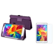 Insten® 1880879 2-Piece Tablet Case Bundle For Samsung Galaxy Tab 4 7.0 T230/Nook
