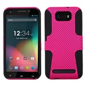 Insten® Protector Case For BLU D610a Studio 5.5, Hot-Pink/Black Astronoot