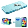 Insten® Diamante MyJackets For Samsung Galaxy S5