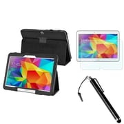 Insten® 1897086 3-Piece Tablet Case Bundle For Samsung Galaxy Tab 4 10.1 T530