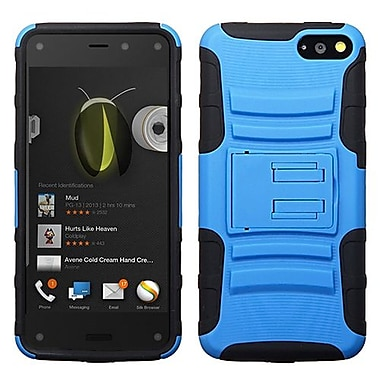 Insten® Advanced Armor Stand Protector Case For Amazon Fire, Dark Blue/Black