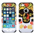 Insten® TUFF Hybrid Phone Protector Covers F/iPhone 5/5S