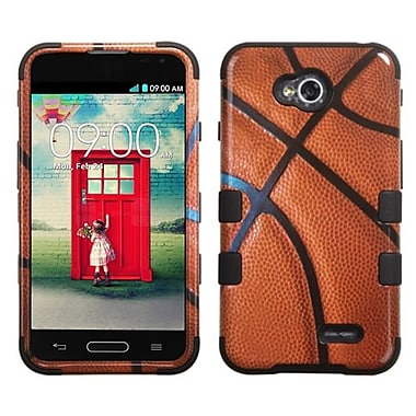 Insten® TUFF Hybrid Phone Protector Covers For LG VS450PP/MS323