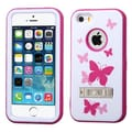 Insten® VERGE Hybrid Protector Covers W/Stand F/iPhone 5/5S