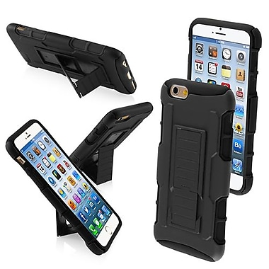 Insten® Rubberized Protector Covers W/Car Armor Stand F/4.7