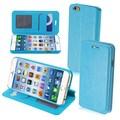 Insten® MyJacket Wallet Cases W/Tray F/4.7in. iPhone 6