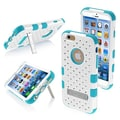 Insten® TUFF Hybrid Phone Protector Covers W/Diamonds F/4.7in. iPhone 6