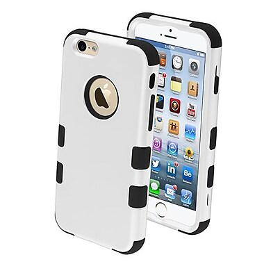 Insten® TUFF Hybrid Phone Protector Cover F/4.7