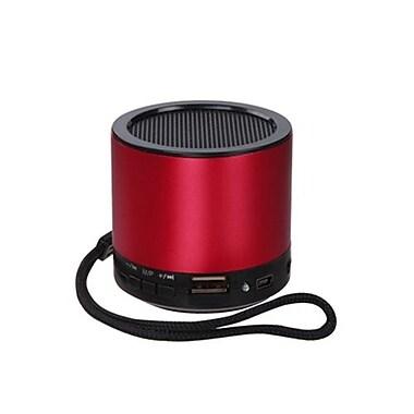 Insten® 6W Mobile Speaker, Red