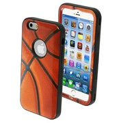 Insten® VERGE Hybrid Protector Cover For 4.7 iPhone 6, Black Basketball