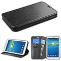 Insten® MyJacket Wallets With Tray For Samsung T210R Galaxy Tab 3 7.0