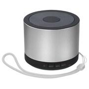 Insten® 3W Wireless Mobile Speaker, Silver