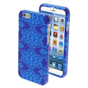 """Insten® Phone Protector Cover F/4.7"""" iPhone 6, Purple/Blue Damask"""
