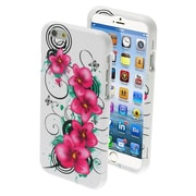 "Insten® Phone Protector Cover F/4.7"" iPhone 6, Morning Petunias"