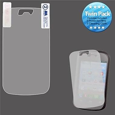 Insten® 2/Pack Screen Protector For ZTE Director