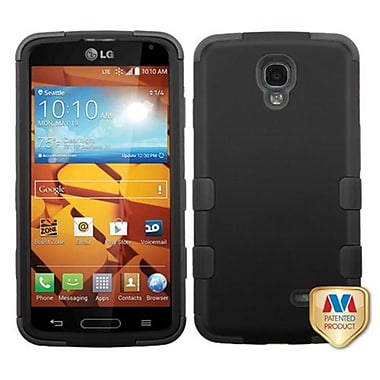Insten® TUFF Hybrid Phone Protector Covers For LG LS740 Volt