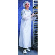 Keystone AP-PVC-6R-3545-1BG 6-Mil Bib Apron, 12/Pack