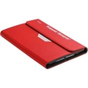 KENSINGTON TECHNOLOGY - MOBILE Tablets Kensington Trapper Keeper Universal Case, Red
