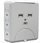 QVS PS-06UH Walmount Charging Ports