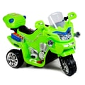 Lil Rider 22.83in. x 15.35in. Plastic 3 Wheel Battery Powered Bike