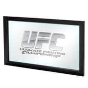 UFC Wood Framed Logo Mirror, V1