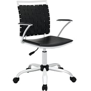 Modway EEI-1109-BLK Fuse Office Chair, Black