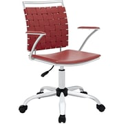 Modway EEI-1109-RED Fuse Office Chair, Red