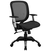Modway EEI-1244-BLK Arillus All Mesh Office Chair, Black