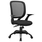 Modway EEI-1245-BLK Scope Office Chair, Black