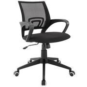 Modway EEI-1249-BLK Twilight Office Chair, Black